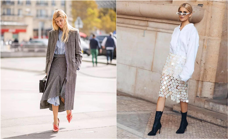 22 Amazing Ideas to Wear Over-sized Shirt Dresses