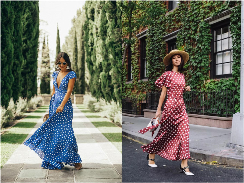 Polka Dot Dresses You Cant Miss This Summer