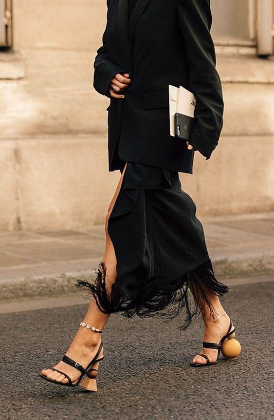 inspiring high-heel sandals from Jacquemus