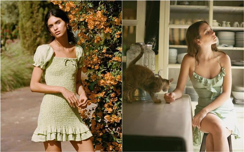 Chic Avocado Green Ideas for Summer 2019