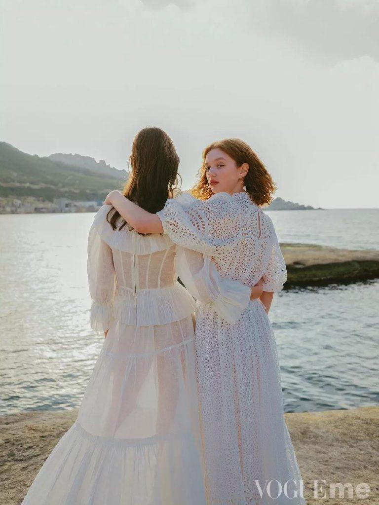 breath-taking white dresses for summer