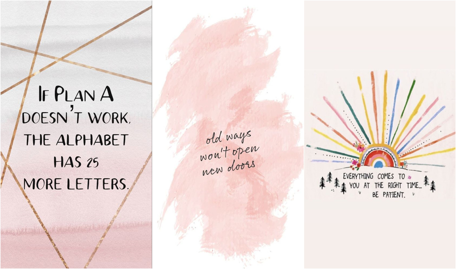22 Inspirational iPhone Wallpaper Quotes to Embrace - Fancy ...