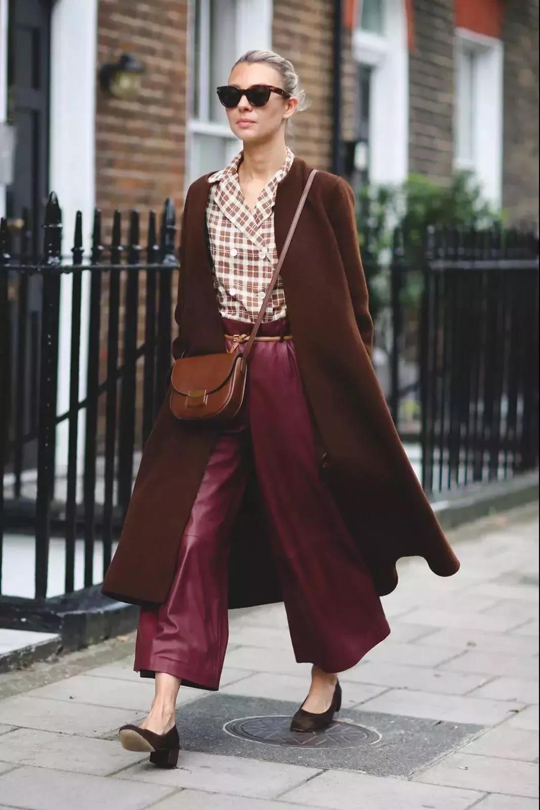 cool burgundy chaparejos for fashion-forward girls
