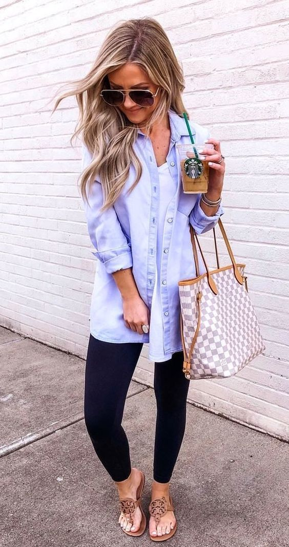 Casual Women Spring Outfits to Copy for 2020