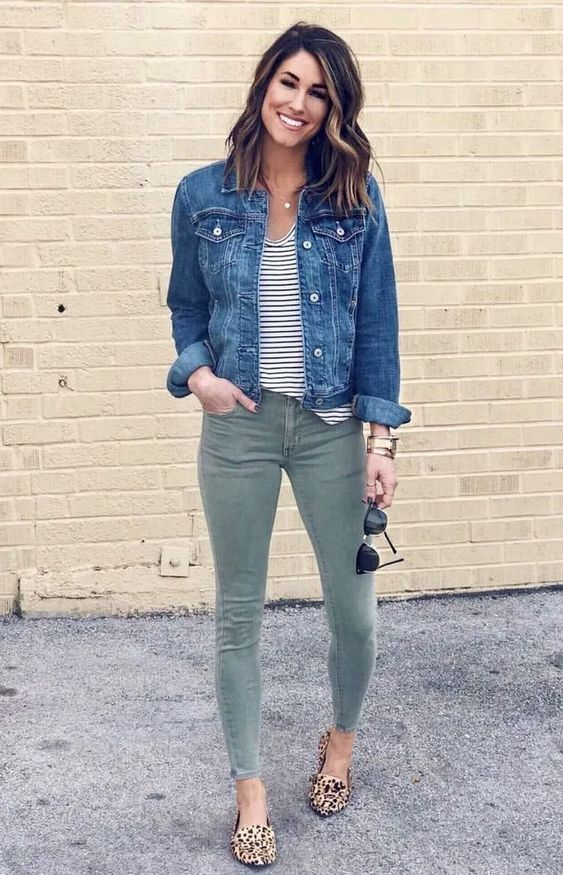 Casual Women Spring Outfits to Copy for 2030