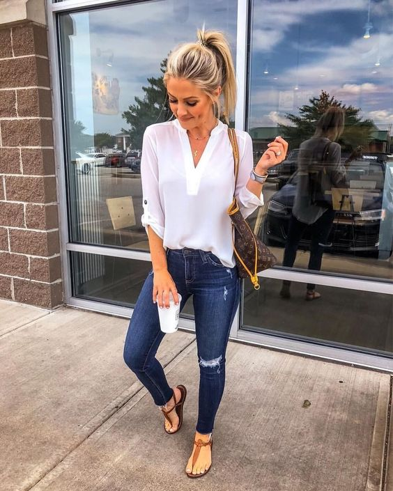Casual Women Spring Outfits to Copy for 2031