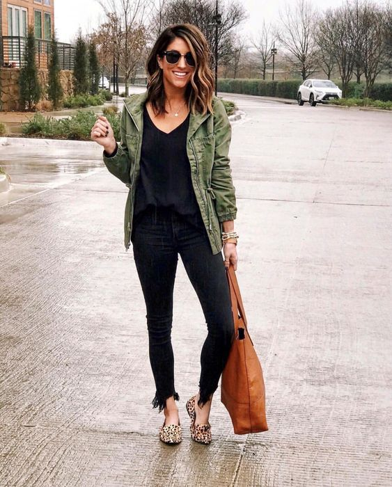 Casual Women Spring Outfits to Copy for 2034