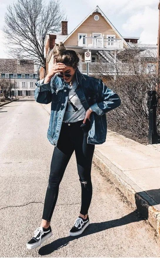 Casual Women Spring Outfits to Copy for 2036
