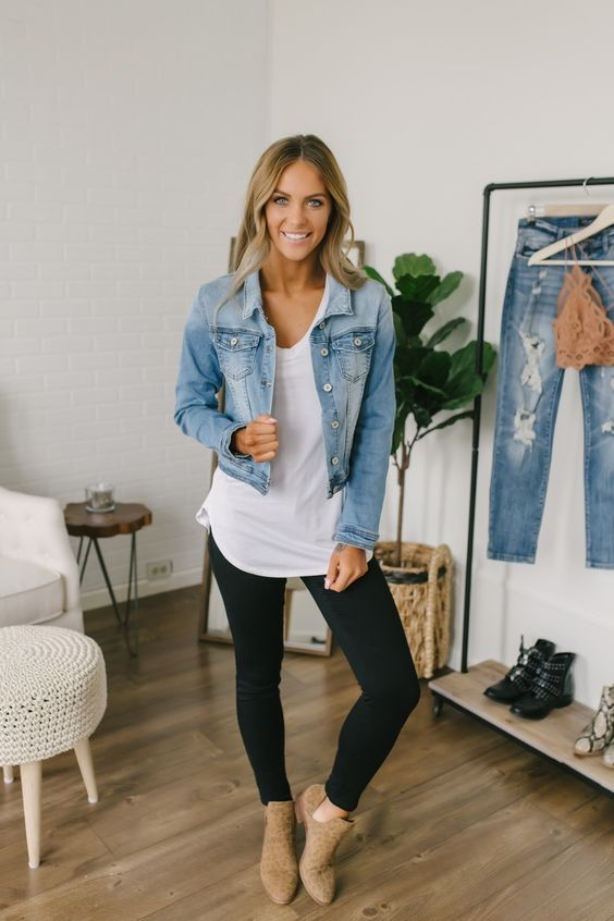 Casual Women Spring Outfits to Copy for 2038
