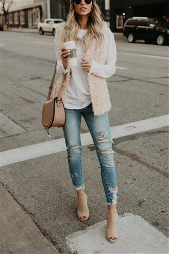 Casual Women Spring Outfits to Copy for 2042