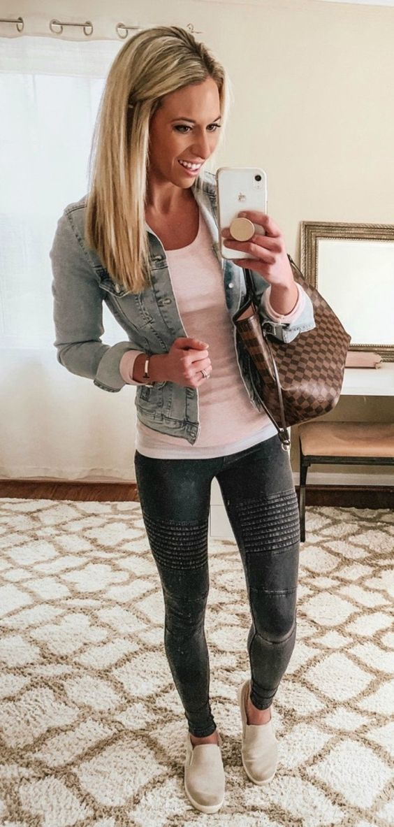 Casual Women Spring Outfits to Copy for 2043