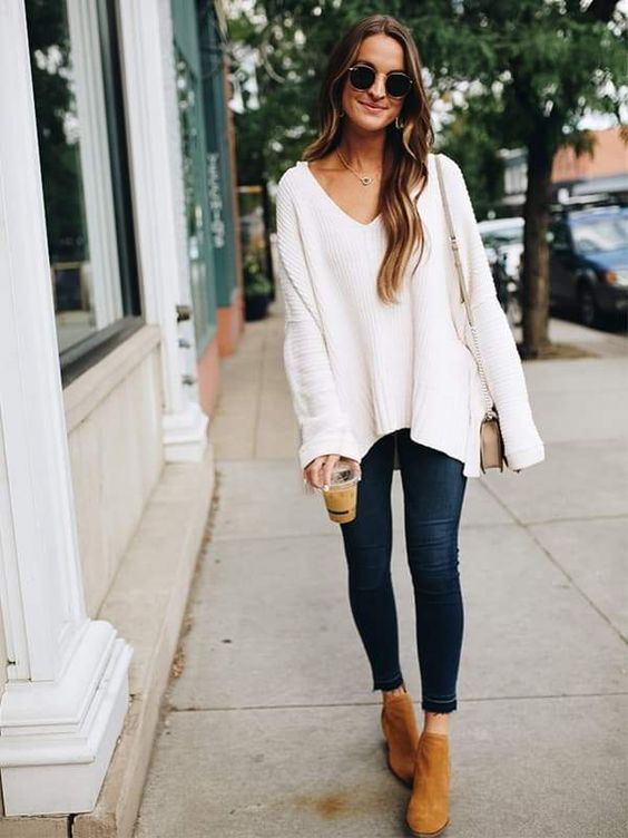 Casual Women Spring Outfits to Copy for 2044