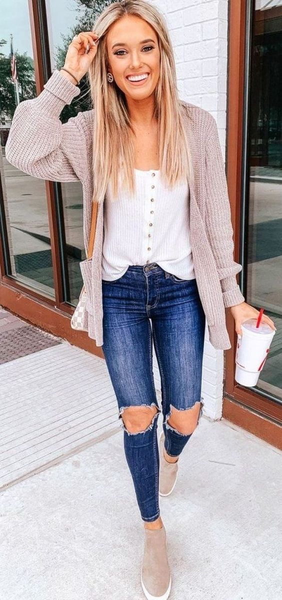 Casual Women Spring Outfits to Copy for 2022