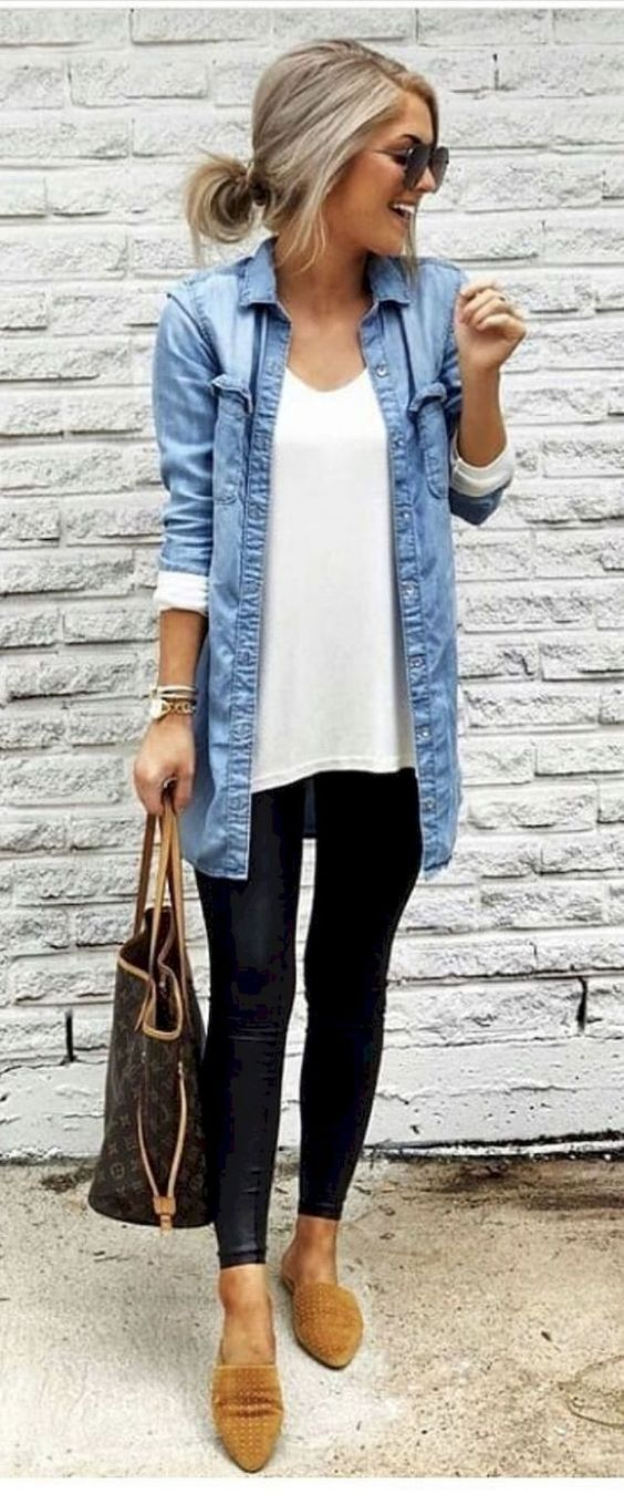 Casual Women Spring Outfits to Copy for 2023