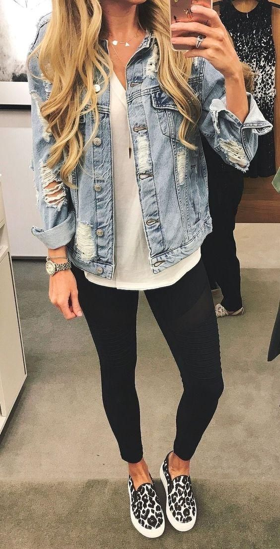 Casual Women Spring Outfits to Copy for 2024