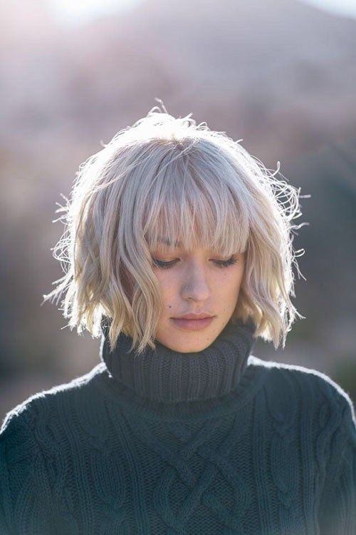 Stylish Bob Hairstyles You Must Have in 2032