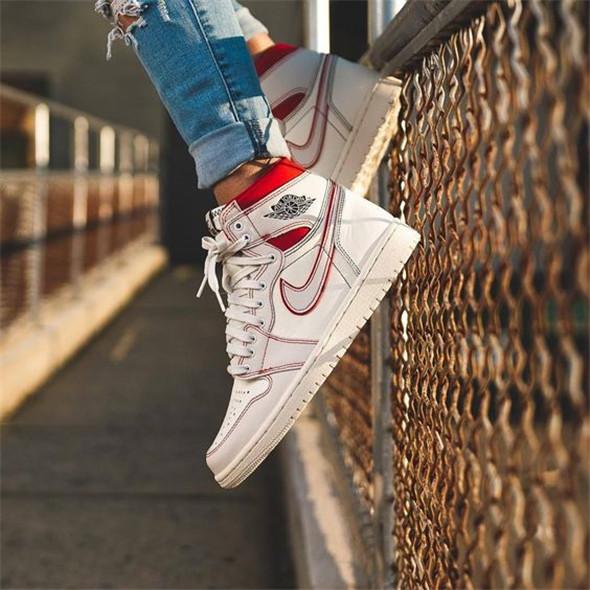 Air Jordan Sneakers to Fall in Love with