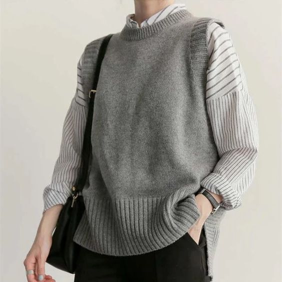 Comfy and Stylish Sweater Vests for Any Occasion