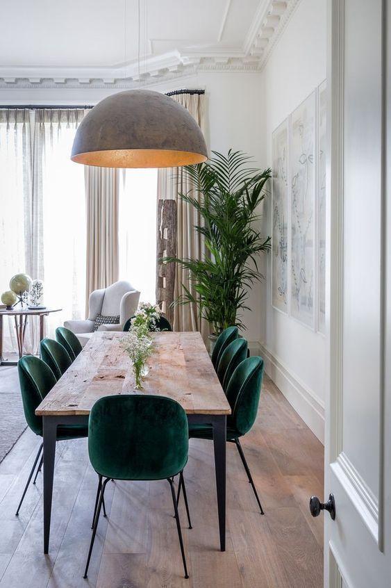Fabulous Green Interior Decoration Ideas to Wow
