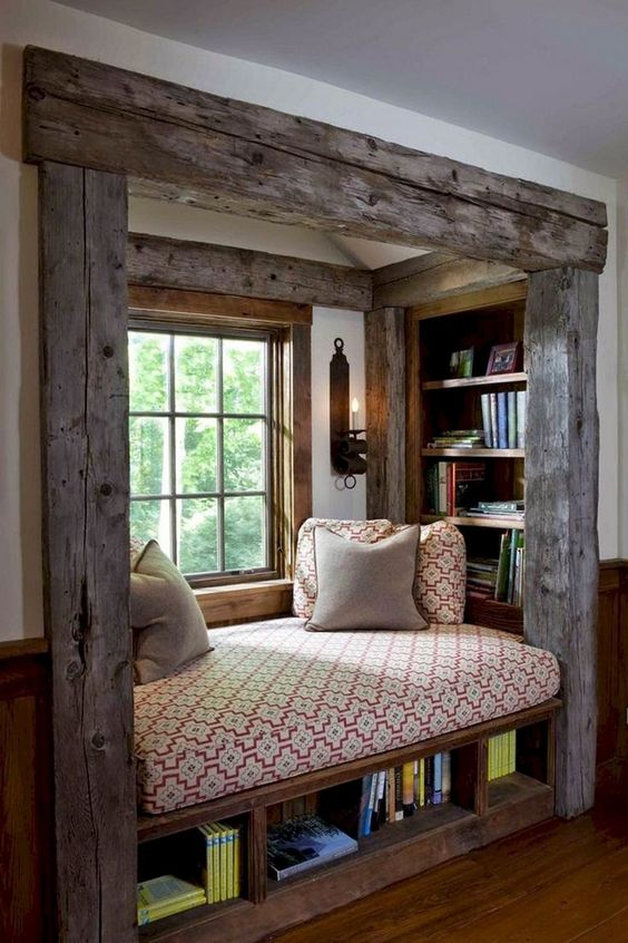 Inspiring and Cozy Reading Corner Designs