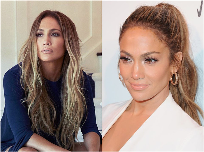24 Jennifer Lopez Hairstyle Moments To Obsess With Fancy Ideas About Everything