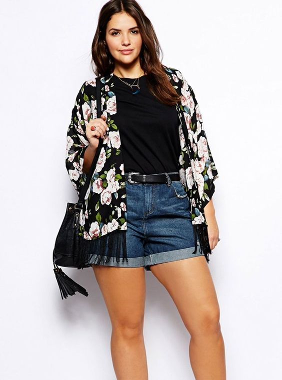 Chic Plus Size Summer Outfits That Wow