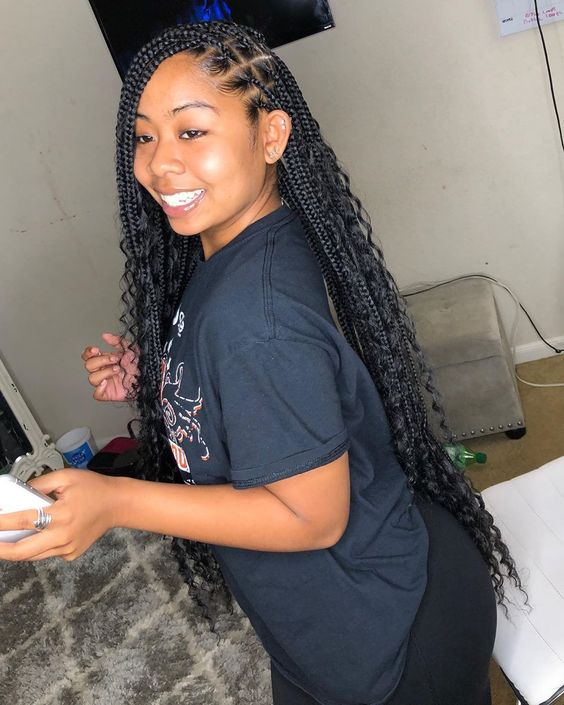 Knotless Box Braids Hairstyles You Can't Miss