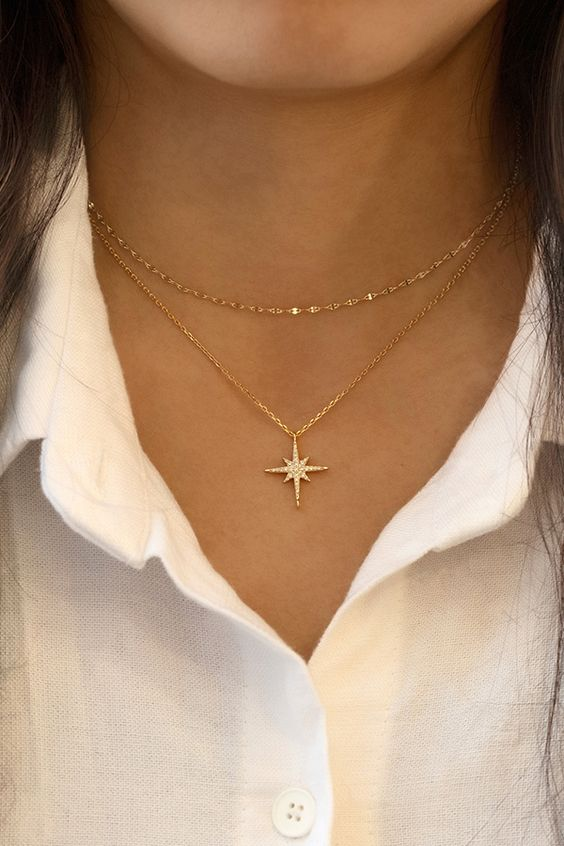Simple Yet Chic Necklaces You Should Have