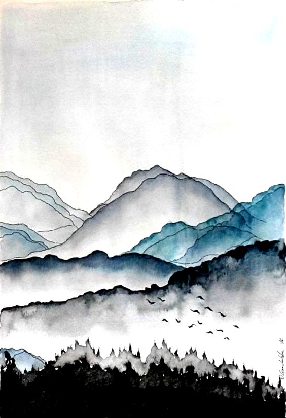 Creative Watercolor Painting Ideas for Beginners