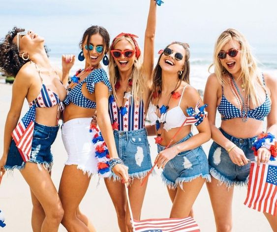 Fourth of July Outfit Ideas for Fashionable Girls