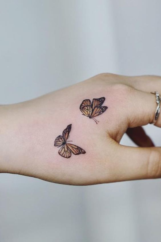 Impressive and Meaningful Butterfly Tattoos That Rock