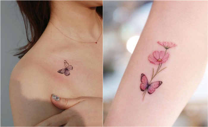 25 Impressive And Meaningful Butterfly Tattoos That Rock Fancy Ideas About Everything