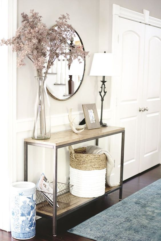 Modern Entryway Decoration Ideas to Impress
