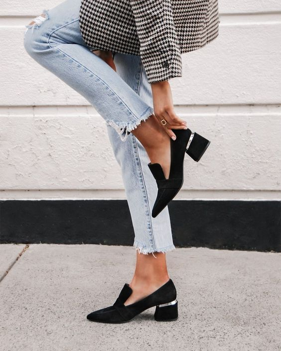 Stylish Outfits with Loafers You Must Have