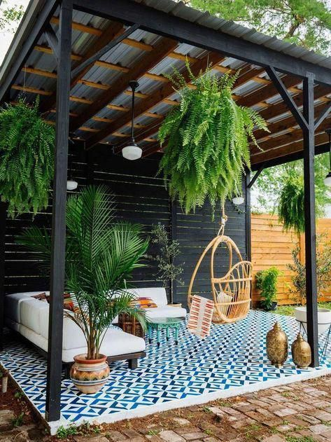 Stylish and Cozy Backyard Patio Designs to Steal