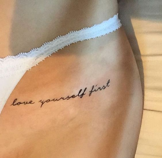 Fun and Attractive Small Hip Tattoo Designs for Women