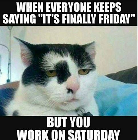 Hilarious Friday Memes That Perfectly Describe Your Feeling