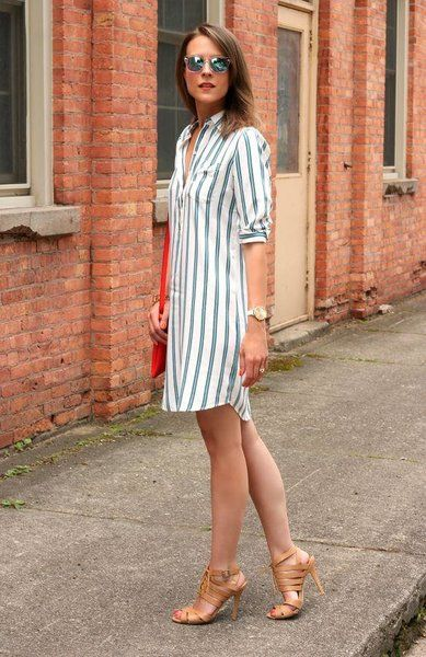 Incredibly Stunning Shirt Dress Ideas for 2020